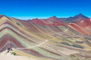 Magical Rainbow Mountain Peru