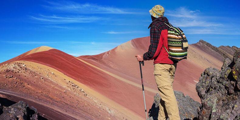 red valley trek