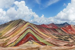 From Lima to Rainbow Mountain