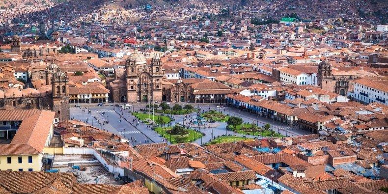 historic center of cusco