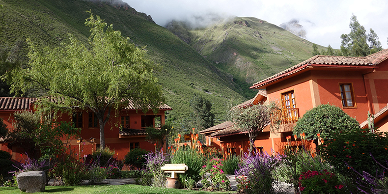 staying at the sacred valley