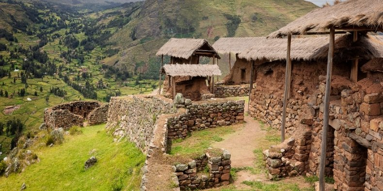 pisac archeological site